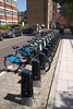 Bikes for hire Southwark London