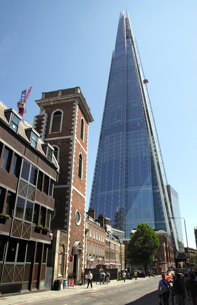 The Shard Southwark London