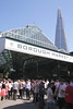 Borough Market and The Shard London