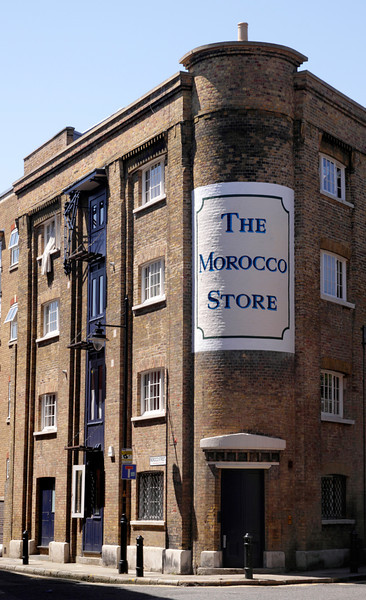 The Morocco Store Southwark London