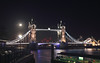 Tower Bridge London at night