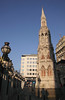 Eleanor Cross by Charing Cross Hotel and railway station London