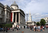 National Portrait Gallery Trafalgar Square London summer 2010