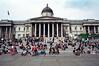 National Portrait Gallery Trafalgar Square London