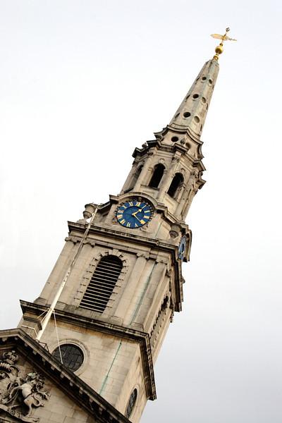 St Martin in the Fields Church London