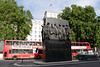 The Women of World War II memorial Whitehall London