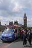 Ice Cream Van Westminster Bridge London May 2010
