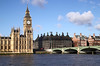 Houses of Parliament and Westminster Bridge London