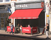 Strada Italian restaurant High Street Wimbledon Village London