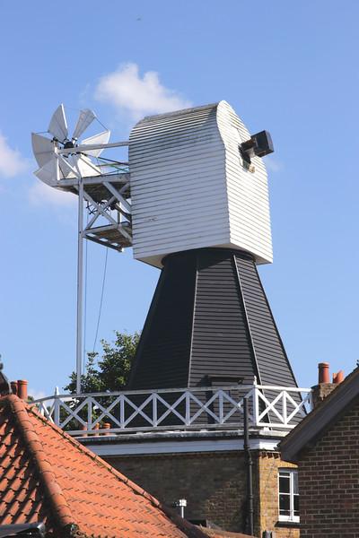 Wimbledon Windmill Museum at Wimbledon Common London