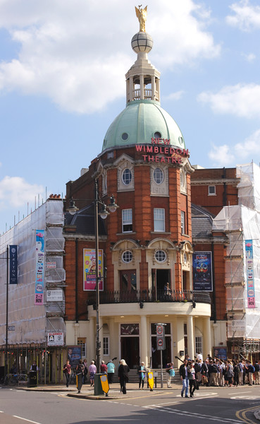 New Wimbledon Theatre The Broadway Wimbledon London