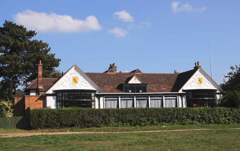 London Scottish Golf Club Wimbledon Common London