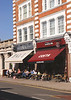 Costa cafe High Street Wimbledon Village London