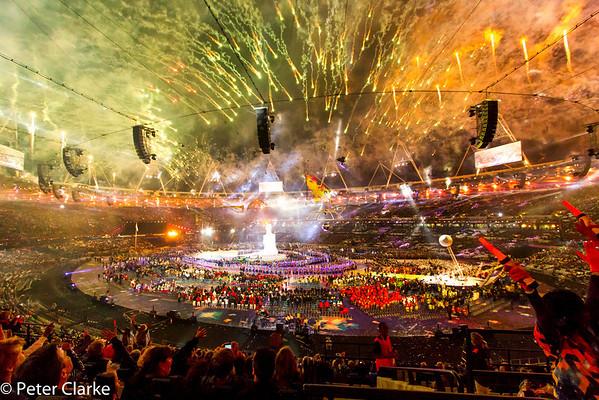 London, 2012 Summer Paralympics