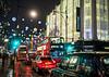 London, Christmas time, 2017