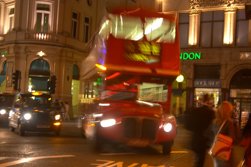 Routemaster - London famous bus