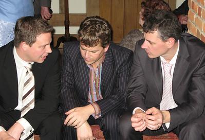 Carl, Rick & Dabs