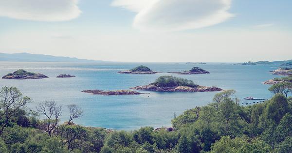 Morar Coastline