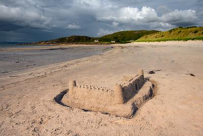 Ben's Sand Castle