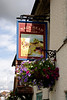The Nags Head Pub sign Abingdon