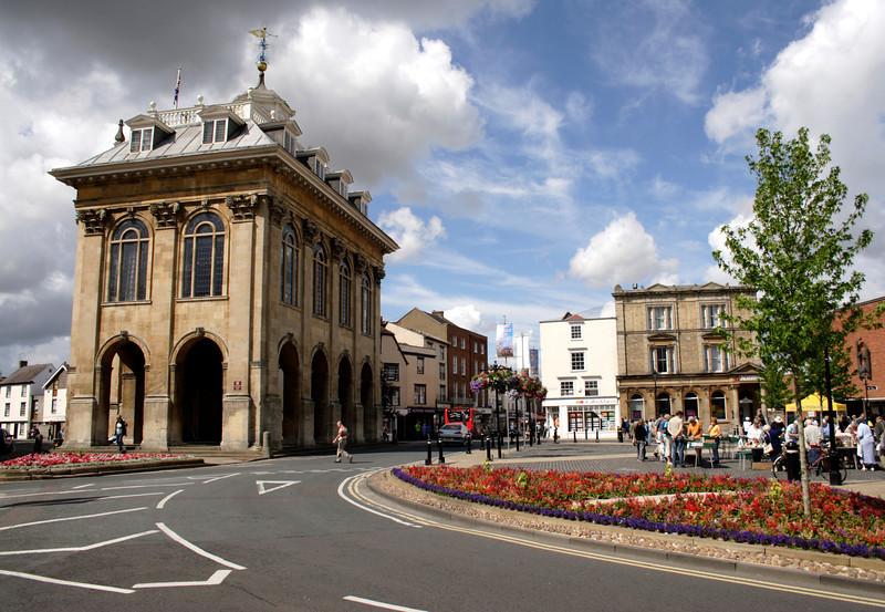 County Hall Abingdon