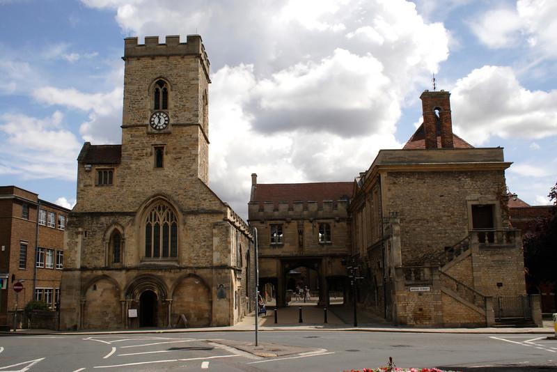 St Nicholas Church Abingdon Oxfordshire