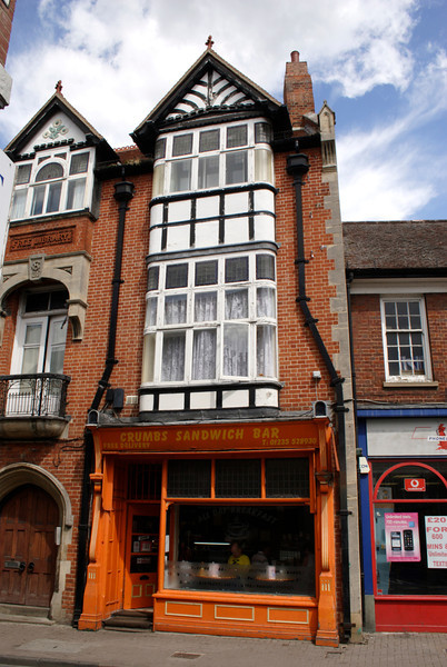 Crumbs Sandwich Bar Abingdon Oxfordshire
