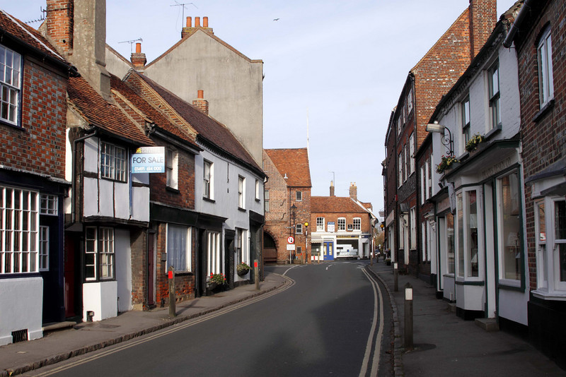 Couching Street Watlington Oxfordshire