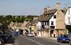High Street Burford Oxfordshire