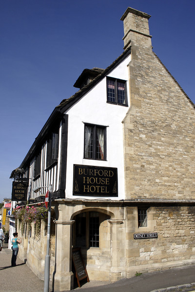 Burford House Hotel Burford Oxfordshire