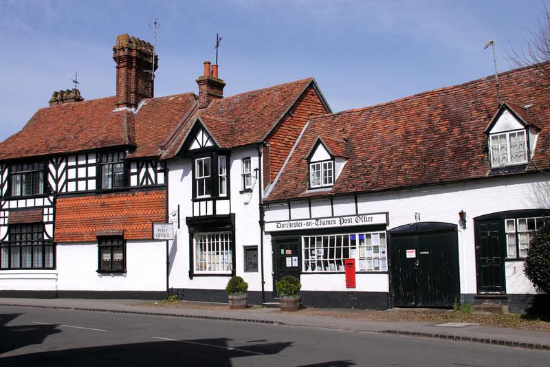 Dorchester on Thames Oxfordshire