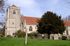 Dorchester Abbey Oxfordshire
