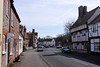 High Street Dorchester on Thames Oxfordshire