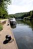 River Thames Goring Oxfordshire