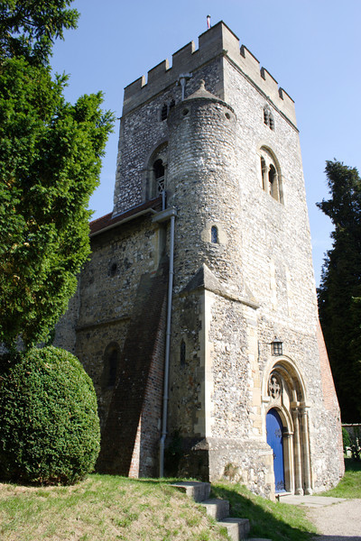 Church at Goring Oxfordshire