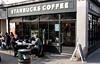 Starbucks Coffee shop at Henley Oxfordshire