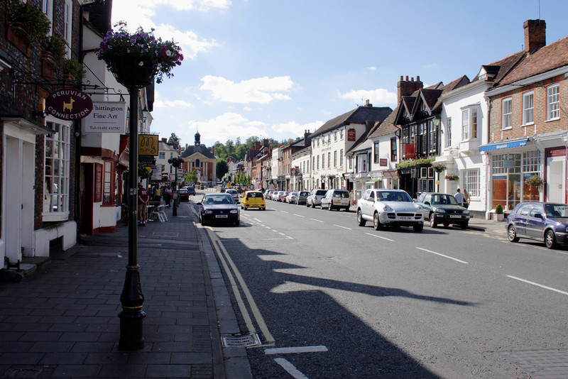 Hart Street Henley on Thames Oxfordshire