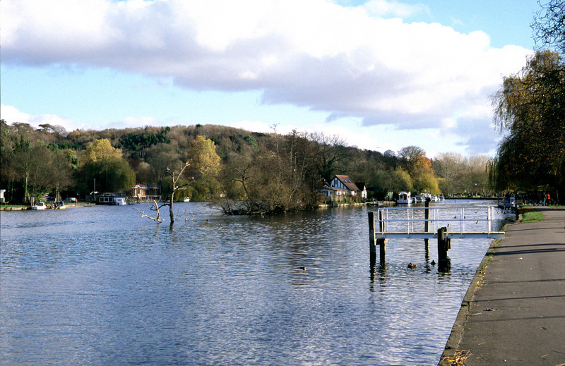 River Thames at Henley Oxfordshire