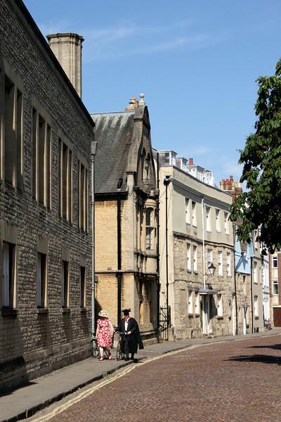 Merton Street Oxford