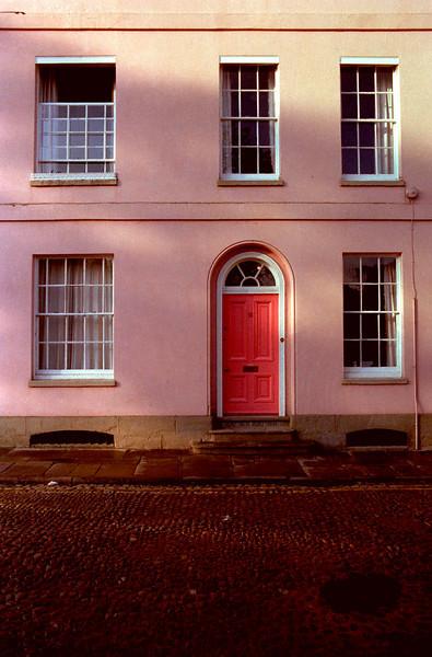 Terraced House Oxford