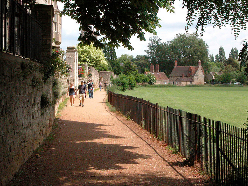 Deadman s Walk Oxford