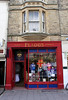 Flaggs College Store Broad Street Oxford May 2010