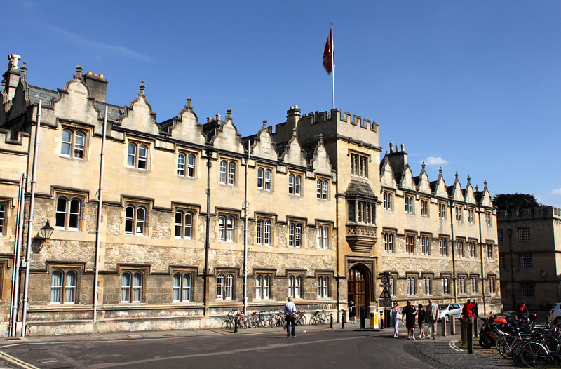 Oriel College Oxford