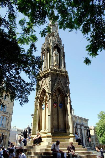 Martyrs Memorial Oxford