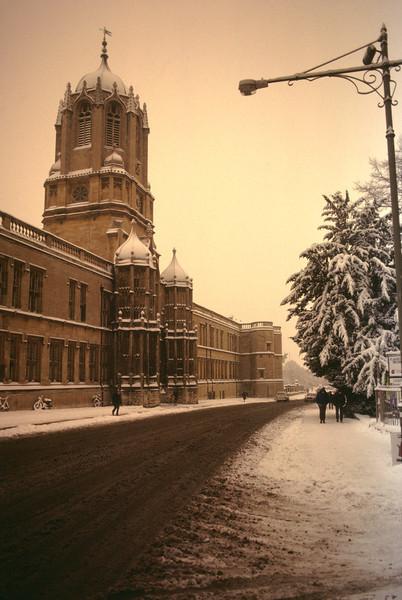 Old Tom Christ Church College Oxford