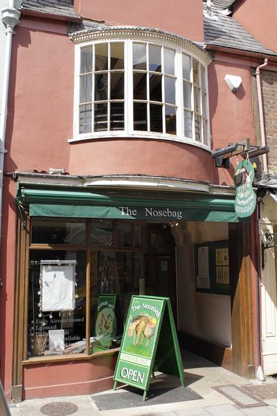 The Nosebag Restaurant Oxford
