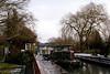 Shiplake Lock Oxfordshire Winter 2009