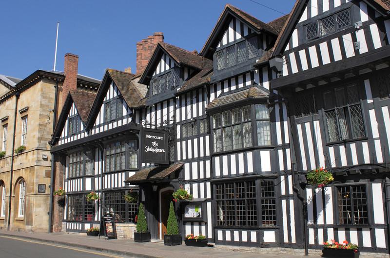 Mercure Shakespeare Hotel Chapel Street Stratford Upon Avon