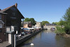 Cox's Yard riverside pub at Stratford Upon Avon Warwickshire