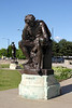 Statue of Hamlet Stratford Upon Avon Warwickshire